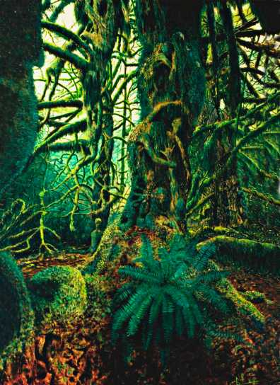 Divine-Forest